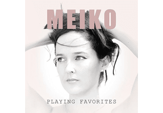 Meiko - Playing Favorites (Mqa-CD) - (CD)