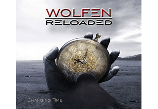 Wolfen Reloaded - Changing Time - (CD)