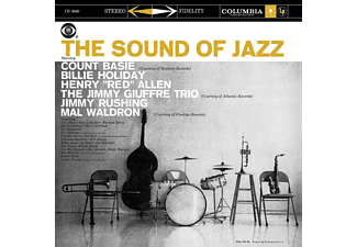 BASIE,COUNT/HOLIDAY,BILLIE/ALLEN,HENRY 'RED'/+ - The Sound Of Jazz - (SACD Hybrid)
