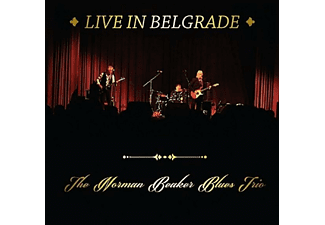 Norman Blues Trio Beaker - Live In Belgrade - (CD)