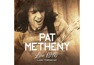 Pat Metheny - Live 1976-Classic FM Broadcast - (CD)