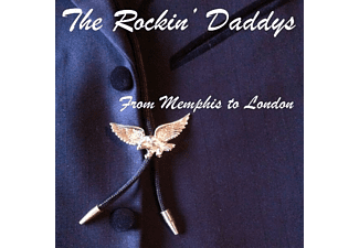 The Rockin'  Daddys - From Memphis To London - (CD)