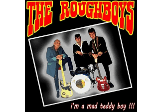 The Roughboys - I'm A Mad Teddy Boy - (Vinyl)
