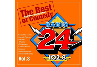 Viktor Baumgartner - Best Of Comedy-Vol.3 - (CD)