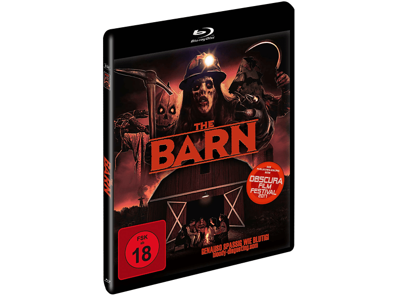 The Barn [Blu-ray]