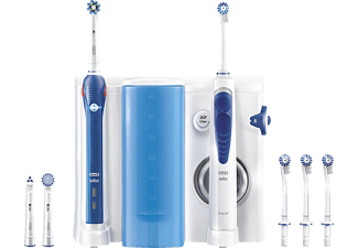 ORAL-B Center Pro 2, Mundpflegecenter, Weiß/Dunkelblau