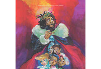 J. Cole - KOD - (CD)