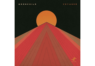 Moonchild - Voyager (LTD Sunset Red Vinyl/2LP/Gatefold) - (Vinyl)