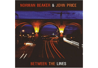 Norman Beaker, John Price - Between The Lines - (CD)