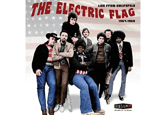 Electric Flag - Live From California (Vinyl LP) - (Vinyl)