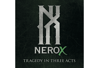 Nerox - Tragedy In Three Acts [CD]