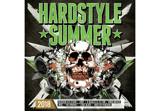 VARIOUS - Hardstyle Summer 2018 - (CD)