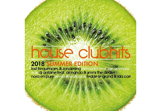 VARIOUS - House Clubhits Summer Edition 2018 - (CD)