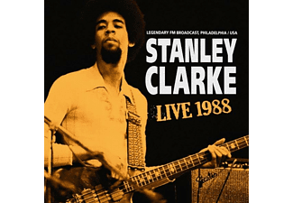 Stanley Clarke - Live 1988/FMBroadcast - (CD)