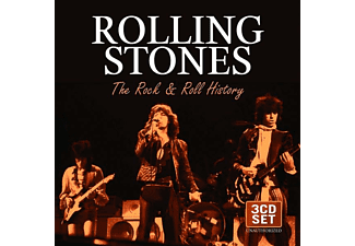 The Rolling Stones - Rolling Stones-History (3-Disc-Set) - (CD + DVD Video)