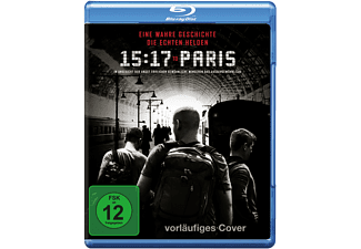 15:17 to Paris - (Blu-ray)