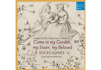 Voces Suaves - Come to My Garden: Sacred & Secular Renaissance Lo - (CD)
