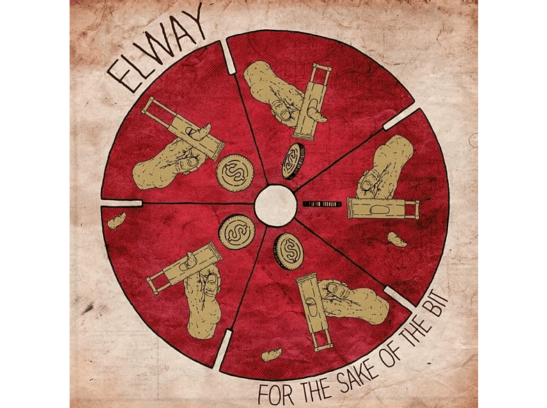 Elway - For The Sake Of The Bit [CD]