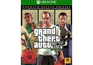 GTA 5: Grand Theft Auto V - Premium - Xbox One