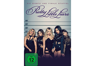 Pretty Little Liars - Die komplette 7. Staffel - (DVD)