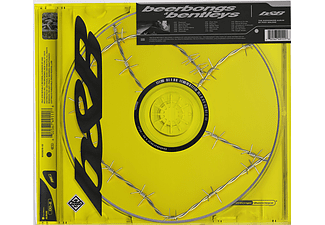 Post Malone Beerbongs & Bentleys HipHop CD