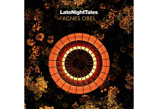 Agnes Obel - Late Night Tales (CD+MP3) [CD]