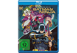 Batman: Ninja Animation/Zeichentrick Blu-ray