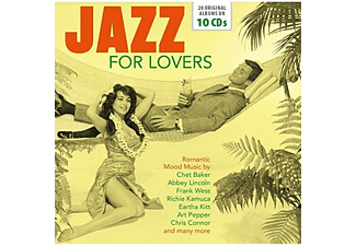 VARIOUS - Jazz For Lovers - (CD)