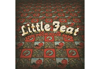 Little Feat - Live From Neon Park - (CD)