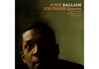 John Quartet Coltrane - Ballads+7 Bonus Tracks - (CD)