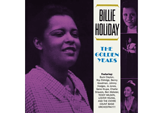 Billie Holiday - The Golden Years - (CD)