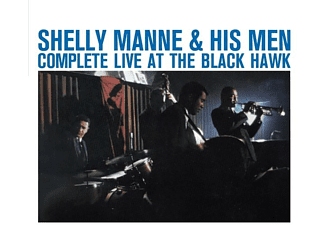 Shelly & His Men Manne - Complete Live At The Back Hawk - (CD)
