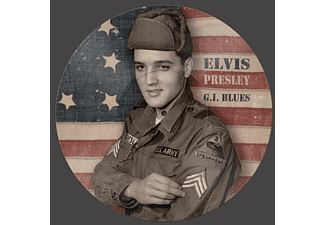 Elvis Presley - GI Blues (lim.Picture Disc) - (Vinyl)