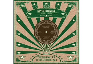 "Elvis Presley - US EP Collection Vol.3-Ltd.10"" - (Vinyl)"