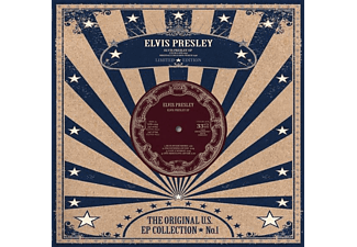 "Elvis Presley - US EP Collection Vol.1-Ltd.10"" - (Vinyl)"