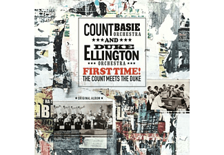 Count Basie Orchestra, Duke Ellington - First Time! The Count Meets The Duke - (Vinyl)