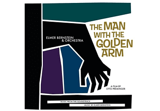 O.S.T. - Man With The Golden Arm (ltd goldfarbenes Vinyl) - (Vinyl)