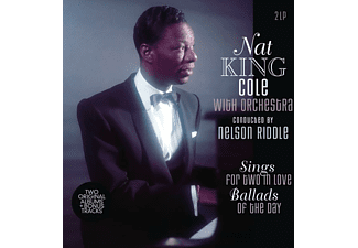 Nat King Cole - Sings For Two In Love/Ballads Of The Day - (Vinyl)