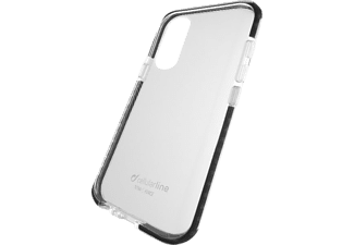 CELLULARLINE TETRA FORCE Shock-Twist, Schutzhülle für Huawei P20 Backcover Huawei P20 Thermoplastisches Polyurethan/Versaflex™ /Polycarbonat Transparent