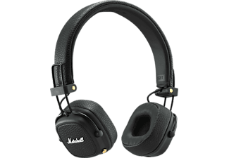 MARSHALL Major III, On-ear Kopfhörer, Headsetfunktion, Bluetooth, Schwarz