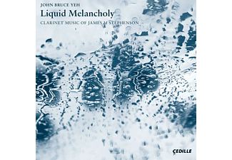 John Bruce Yeh - Liquid Melancholy [CD]