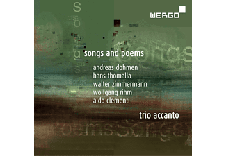 Trio Accanto - Songs And Poems - (CD)