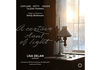 Lisa Delan - A Certain Slant Of Light - (SACD Hybrid)