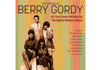 VARIOUS - Songs Of Berry Gordy - (CD)