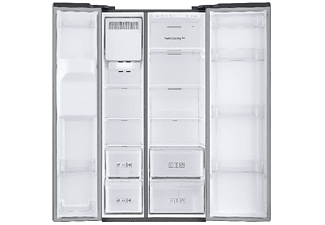 Frigorífico Americano - Samsung RS67N8211S9/EF, 178 cm, 609 L, No Frost, Twin Cooling Plus, Inox
