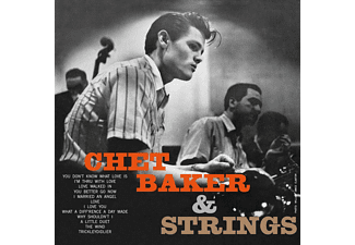 Baker Chat - Chet Baker & Strings - (Vinyl)