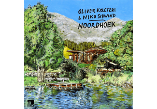 Oliver Koletzki, Niko Schwind - Noordhoek (Vinyl LP + MP3) [LP + Download]