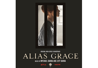 Mychael Danna, Jeff Danna - Alias Grace (Original Mini Series Soundtrack) (Vinyl LP) - (Vinyl)