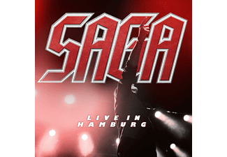 Saga - Live In Hamburg - (LP + Download)