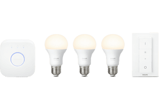 PHILIPS HUE White Starterkit inclusief dimmer switch